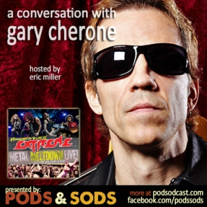 Gary Cherone of Extreme