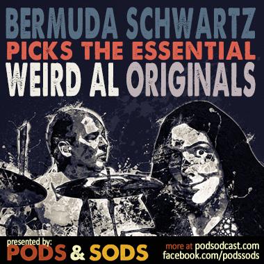 Bermuda Schwartz Picks The Essential Weird Al Originals