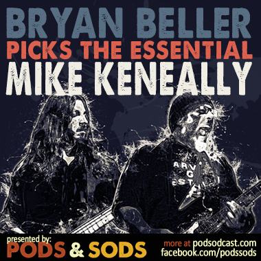 Bryan Beller Picks The Essential Mike Keneally