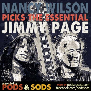 Nancy Wilson Picks The Essential Jimmy Page