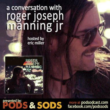 Roger Joseph Manning Jr