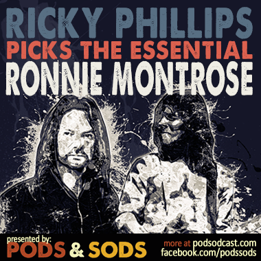 Ricky Phillips Picks The Essential Ronnie Montrose