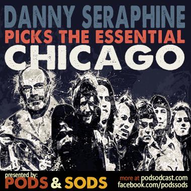 Danny Seraphine Picks The Essential Chicago