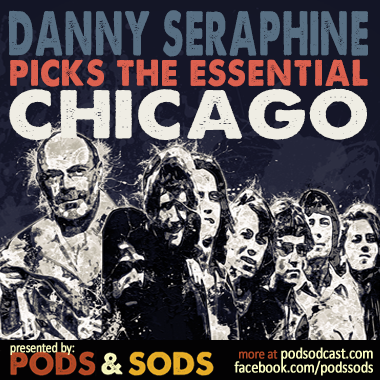 Danny Seraphine Picks The Essential Chicago