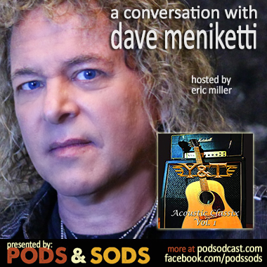 Dave Meniketti of Y&T