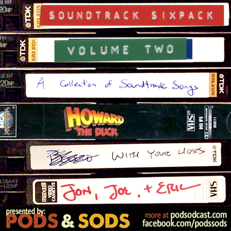 Soundtrack Six-Pack, Volume One