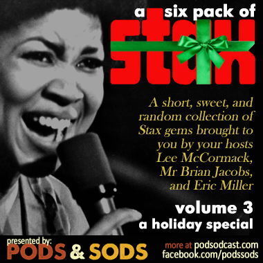 Six Pack of Stax - Volume Three, A Holiday Special