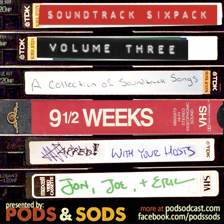 Soundtrack Six-Pack, Volume Three