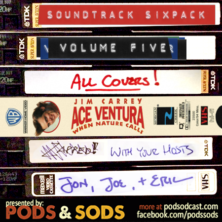 Soundtrack Six-Pack, Volume Five