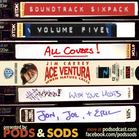 Soundtrack Six-Pack, Volume Five