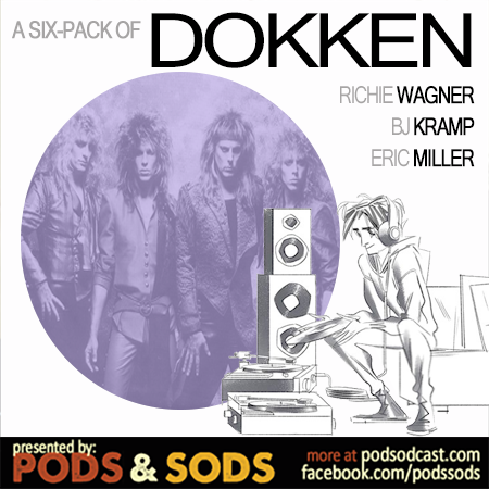 Six-Pack of Dokken, Volume One