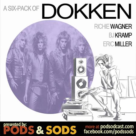 Six-Pack of Dokken, Volume One