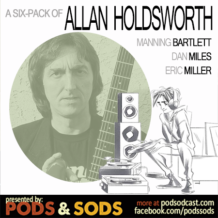 Six-Pack of Allan Holdsworth, Volume One