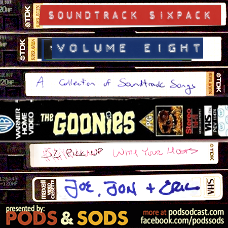 Soundtrack Six-Pack, Volume Eight
