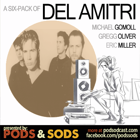 Six-Pack of Del Amitri, Volume One