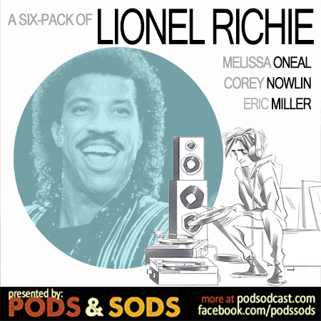 Six-Pack of Lionel Richie, Volume One