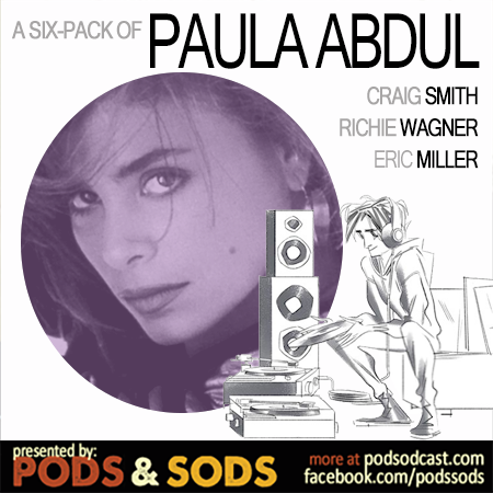 Six-Pack of Paula Abdul, Volume One