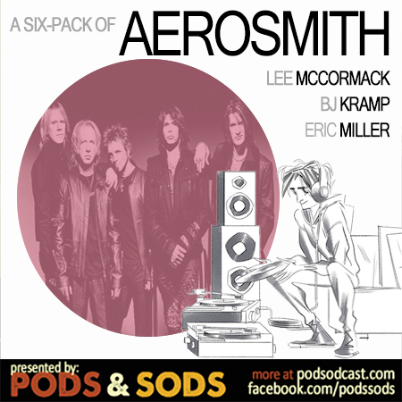 Six-Pack of Aerosmith, Volume One
