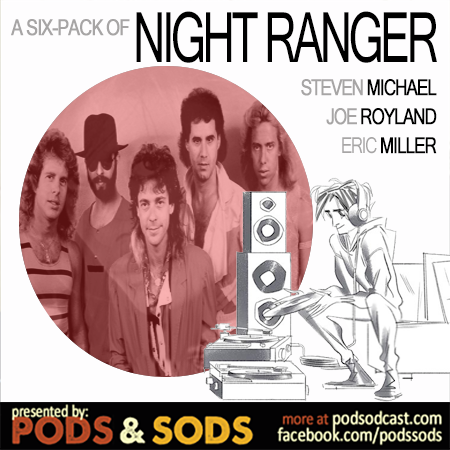 Six-Pack of Night Ranger, Volume One