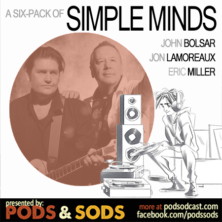 Six-Pack of Simple Minds, Volume One