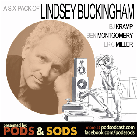Six-Pack of Lindsey Buckingham, Volume One