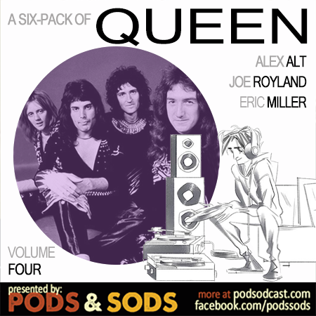 Six-Pack of Queen, Volume Four