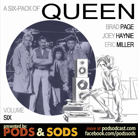 Six-Pack of Queen, Volume Six