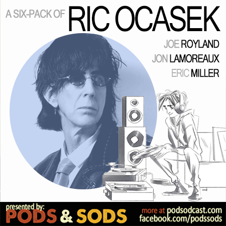 Six-Pack of Ric Ocasek, Volume One