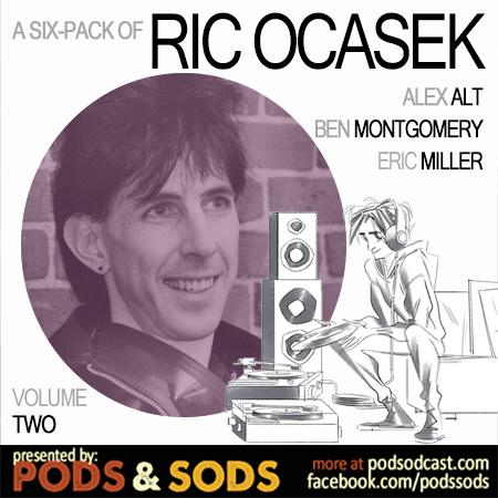 Six-Pack of Ric Ocasek, Volume Two