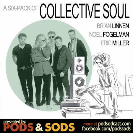 Six-Pack of Collective Soul, Volume One