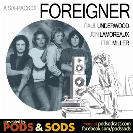 Six-Pack of Foreigner, Volume One