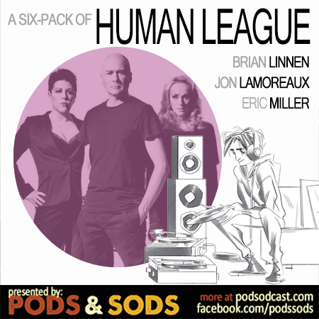 Six-Pack of Human League, Volume One