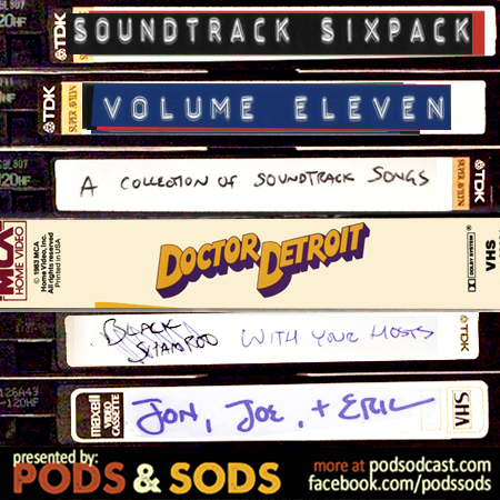 Soundtrack Six-Pack, Volume Eleven