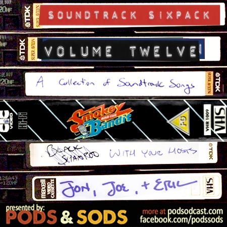Soundtrack Six-Pack, Volume Twelve