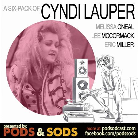 Six-Pack of Cyndi Lauper, Volume One