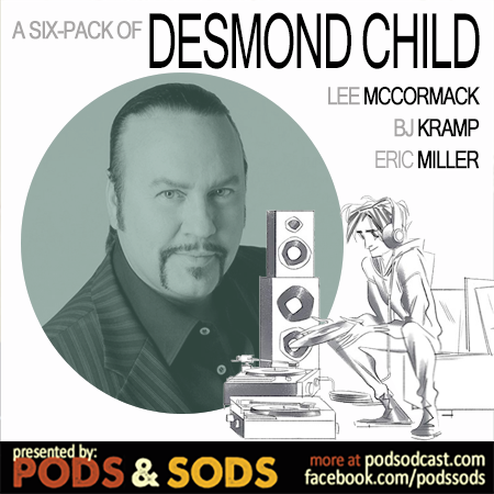 Six-Pack of Desmond Child, Volume One