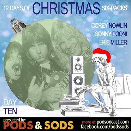 12 Days of Christmas Six-Packs, Day Ten