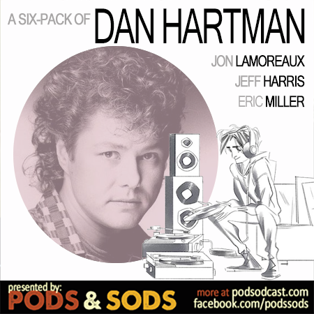 Six-Pack of Dan Hartman, Volume One