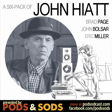 Six-Pack of John Hiatt, Volume One