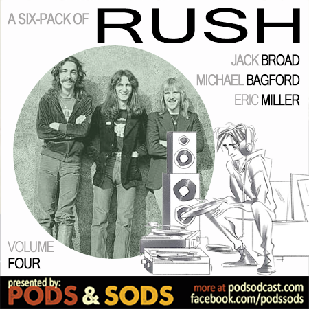 Six-Pack of Rush, Volume Four