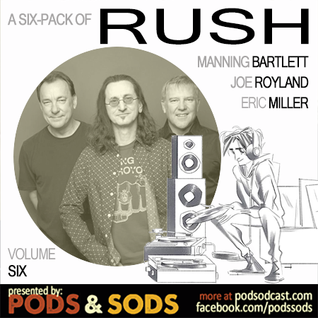 Six-Pack of Rush, Volume Six