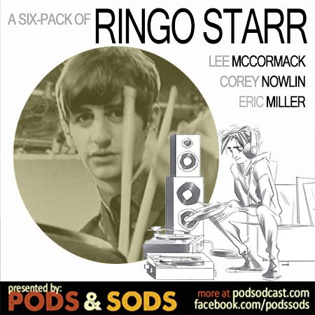 Six-Pack of Ringo, Volume One