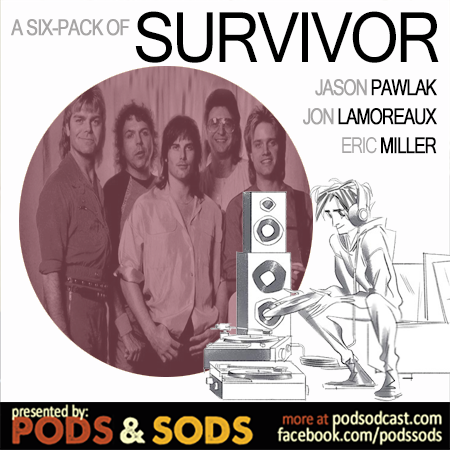 Six-Pack of Survivor, Volume One