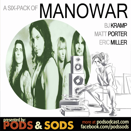 Six-Pack of Manowar, Volume One